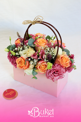 Elegance in the Pink Box
