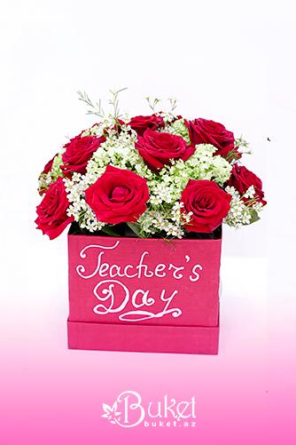 My dear teacher